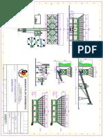 14 Concrete Batching Plant Drawing Dry Plant
