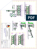 14 Concrete Batching Plant Drawing Dry Plant