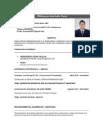 Cv .Villanueva Soto Julio Cesar