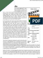 Cinema of India - Wikipedia