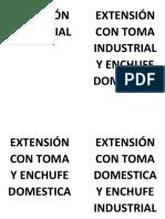 Extensión Industrial