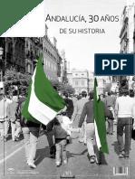 Andalucia 30 Años de Su Historia