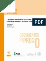 La cadena de valor de embutidos y otras conservas de carne de cerdo en México  S1700276_es(1)