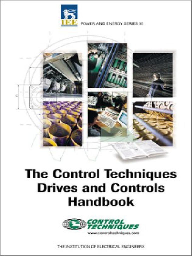Control Techniques Drives and Controls Handbook pdf