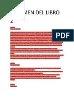 Resumen Del Libro 2