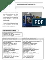 Apresentação Motor DINO