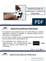 5 Identificacion de Procesos y Curva de Reaccion