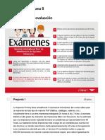 Evaluación Examen Final - Semana 8 Intento 2