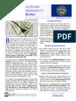 Nebraska Fact Sheet