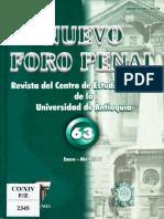 Nuevo Foro Penal 63
