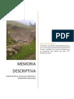 Acreditacion de La Disponibilidad Hidrica San José