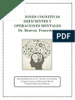 Funciones Cognitivas Deficientes
