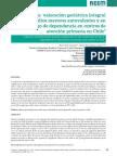 6. Criterios de Valoración Geriátrica Integral en Adultos Mayores Autovalentes y en Riesgo de Dependencia en Centros de Atención Primaria en Chile