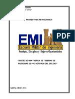 petroquimica proyecto