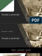 Temple și piramide