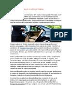 Regularizacao Do Transporte Executivo Em Campinas