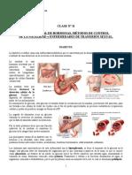 Clase n° 11 Hormonas artificiales y métodos de control de la