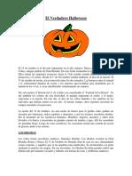 El Verdadero Halloween 2014