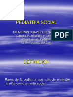 Pediatria Social