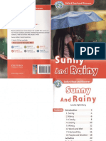 Oxford_Sunny and Rainy Read and Discover Level 2