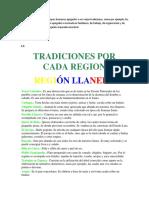 Cultura y Tradiones Venezolanas