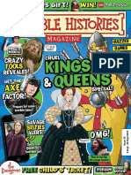 Horrible Histories Issue 38