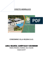 Especificaciones Equipo de Suministro Villa Helena