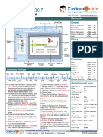 Publisher Quick Reference 2007