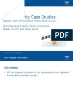 FDA Data Integrity Expectations