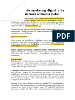 Gestão de Marketing - Apostila 5 Marketing e a Nova Economia