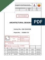 _architecture Design Basis