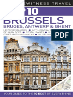 Top 10 Brussels Bruges Antwerp and Ghent