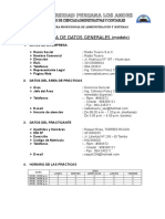 2. Ficha de Datos Generales PPP