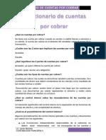 Cuestionario de Cuentas Por Cobrar Diego