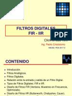 PDS2017-2 Clase05 FiltrosDigitales