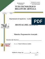 Manual Del Alumno Programacion Avanzada 2016