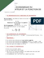microéconomie 1