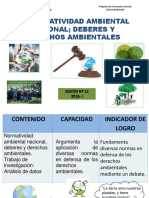 Sesión 12 Normatividad Ambiental 2016-1