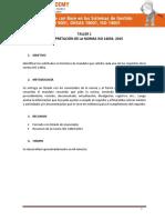 Taller ISO 14001 Boris