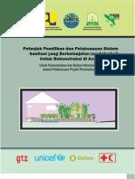 Sanitation Guidelines Indonesianeo