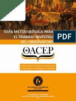 Guía Metodológica Orientadora Del OACEP