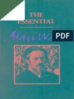 Alan Watts, Mark Watts the Essential Alan Watts
