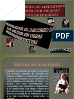 Seminario de Literatura Escrita Por Mujeres Latinoamericanas
