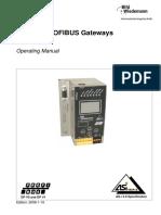 As-i Gateways Installation Manual