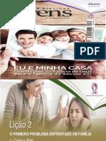 PDF Lição 2_o Primeiro Problema Enfrentado Em Família