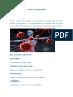 Fisiologia Alergias y Sistema Inmune