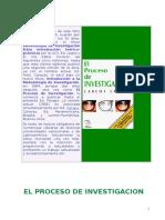 Carlos Sabino El Proceso de Investigacion