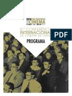 6conferencia Cinema Programa