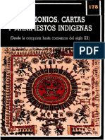 Lienhard Martin - Testimonios Cartas Y Manifiestos Indigenas.pdf