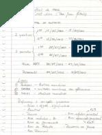 Clase de Metodos Numericos. Prof Juan Hurtado